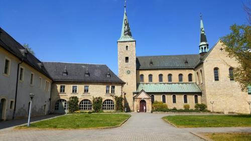 Kultur historische Gebäude Kloster