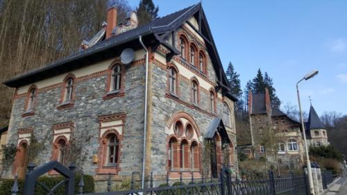 mittelalterliche Stadt Harz Wernigerode-Goslar Quedlinburg Stolberg Trautenstein