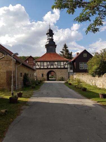 Übernachtung-Harz-Idylle-Frühstück-Schlafen-Kloster