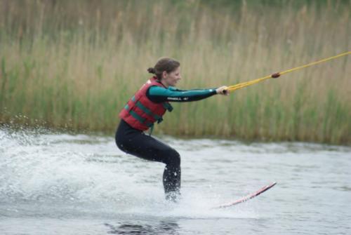 Aktion-Sport-Wasserski-Sport-See