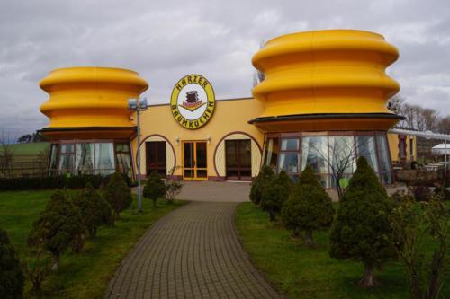 Gastronomie-Kaffee-Kuchen-Harz