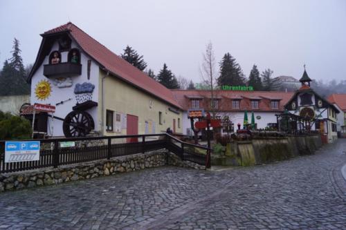Shopping-Uhren-Harz